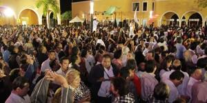 Feria Yucatán Xmatkuil 2014 espera más de un millón de visitantes