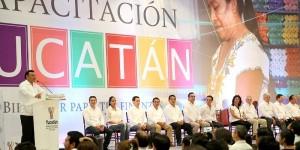 Fortalecen la capacitación de microempresarios en Yucatán