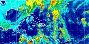 Lluvias ligeras este domingo en Veracruz, disminuye temperatura diurna en zona montañosa