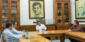 Trabaja Gobierno de Yucatán en pro de la competitividad