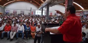 En el PRI vamos a ganar el triunfo que se escribe con T de Tabasco: José Alfaro
