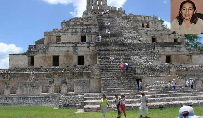 Campeche zonas arqueológicas