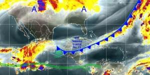 Se pronostican temperaturas bajas y probabilidad de heladas en varias entidades de México