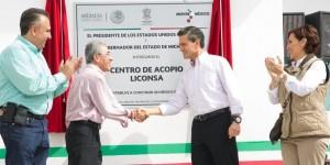Michoacán tiene hoy un escenario muy distinto: Enrique Peña Nieto