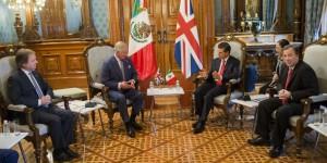 El Año Dual México-Reino Unido en 2015; anuncian el Presidente Enrique Peña y el Príncipe de Gales