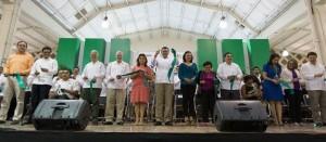 Inauguran en Yucatán Expo Inclusión 2014