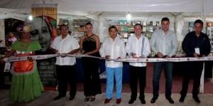 Inauguran la Feria Internacional del Libro 2014, en el marco del festival de Cultura del Caribe