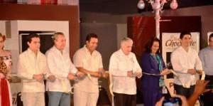 Inauguran Quinto Festival del Chocolate en Tabasco
