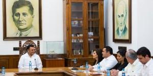 Invitan al Gobernador de Yucatán a cumbre de la CONAMM