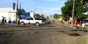Liberan manifestantes bloqueo en Reforma, Chiapas