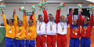 Tras una semana de competencias, lidera México el medallero de Veracruz 2014