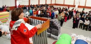 Inicia formalmente PC programa invernal en zonas serranas de Veracruz