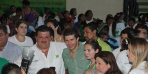 Busca el PVEM en Tabasco ser la voz de las necesidades ciudadanas: Federico Madrazo