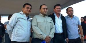Da Gobernador el disparo de salida a 2 mil 500 Triatletas en el Ford Ironman Cozumel 2014