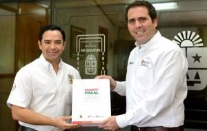 Presenta Roberto Borge, presupuesto comprometido con los Quintanarroenses