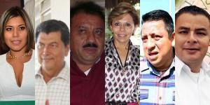Filtran encuestas de aspirantes del PRI para comicios en 2015 Tabasco