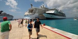 Llegaran 38 Cruceros con 114 mil pasajeros a Cozumel y Mahahual: APIQROO