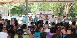 Continúa apoyo de Indemaya a parteras de comunidades rurales