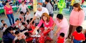 Dan bienvenida a la Navidad en el CAIMEDE Yucatán