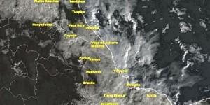 Continuará ambiente fresco con algunos periodos de sol en el Estado de Veracruz: PC