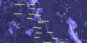Periodos de sol; ambiente fresco por las noches en Estado de Veracruz: PC
