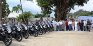 Equipan Policía Naval en Coatzacoalcos con más de 5.1 millones de pesos