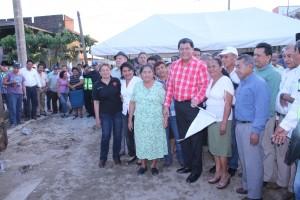Desea alcalde un 2015 de unidad, respeto, trabajo y solidaridad para las familias paraiseñas