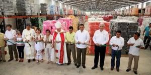 Refrenda Gobierno de Yucatán apoyo para el crecimiento de empresas locales