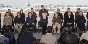 Inaugura el Presidente Enrique Peña Nieto la primera fase del Gasoducto Los Ramones