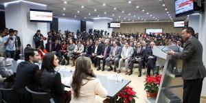 El PRI ganara las elecciones para ejecutar un proyecto de País Próspero y en Paz: Cesar Camacho