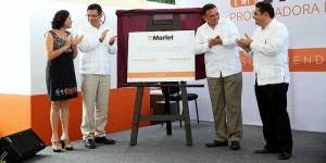 Inauguran en Yucatan planta procesadora de productos cárnicos