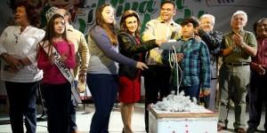 Abre sus puertas la feria «Viva la Navidad» 2014