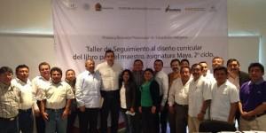 Campeche, Yucatán y Quintana Roo fortalecen la enseñanza de la lengua Maya en educación primaria
