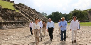 Representantes de la Unesco se maravillan con patrimonios de la Humanidad veracruzanos