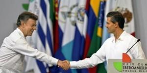 Concluye la Cumbre Iberoamericana de Veracruz