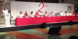 Elegirá PRI candidato a Gobernador de Campeche por convención de delegados