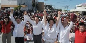 Al PRI Unido en Campeche, no le gana nadie: Cesar Camacho