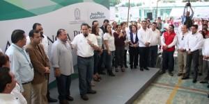 Audiencia pública del Ayuntamiento de Coatzacoalcos en Allende: asisten 500 personas