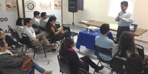 Campeche privilegia la Libertad de Expresion: Edgar Hernandez