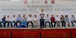 Gobierno de Veracruz, aliado en defensa de la propiedad social: Javier Duarte