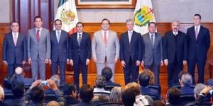Iniciamos en Veracruz una etapa de grandes retos y compromisos: Javier Duarte