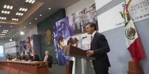 En dos años 8 millones más de mexicanos contribuyendo al desarrollo nacional: Enrique Peña