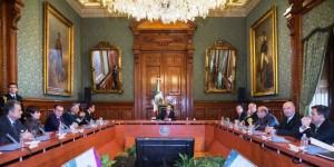 Encabeza el Presidente Peña Nieto la Primera Reunión de este año con su gabinete