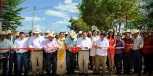 Inaugura el gobernador Expo Feria Artesanal, Comercial y Ganadera Candelaria 2015