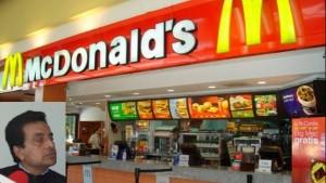 Clausuran Mc Donald por vender comida caducada en Tabasco: PROFECO
