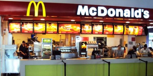 McDonald's servicio con calidad