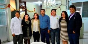Pasarela de aspirante a una diputación federal por el PRD en Tabasco