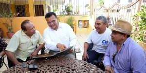Reconocen destacada trayectoria del primer yucateco campeón mundial de box