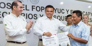 El Gobernador de Yucatán, Rolando Zapata Bello, entregara Segundo Informe este 18 de enero