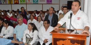 El PRI en Tabasco promueve y exige legalidad; debe Órgano Electoral conducirse con imparcialidad: Erubiel